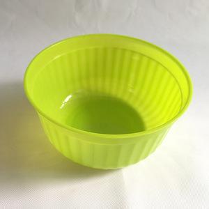 PP碗 厂家直销纯色圆形优质环保饭盒 热销注塑加工塑料碗餐具批发